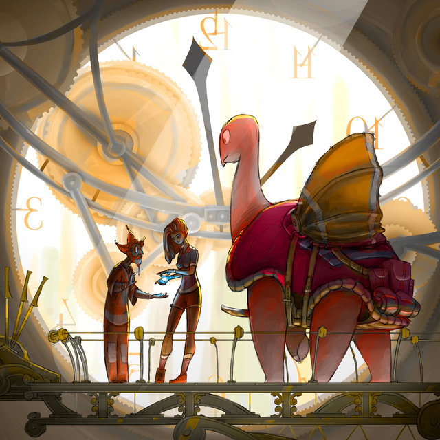 Meeting the Clockmaker