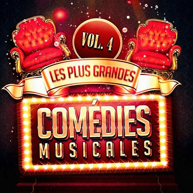 Les plus grandes comédies musicales, Vol. 4