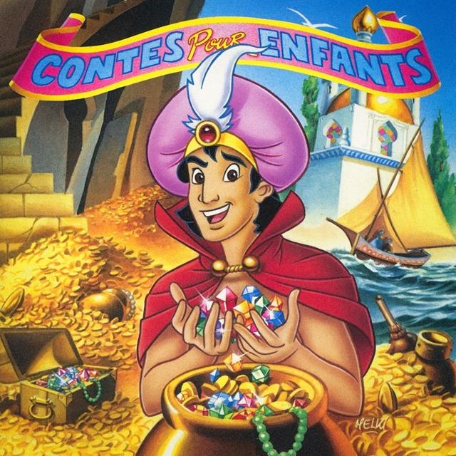 Contes pour enfants, Vol. 5 (Ali Baba et les 40 voleurs / Simbad et la vallée des diamants / Simbad et les îles inconnues)