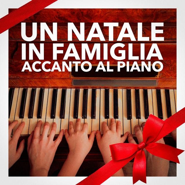 Un Natale in famiglia accanto al pianoforte