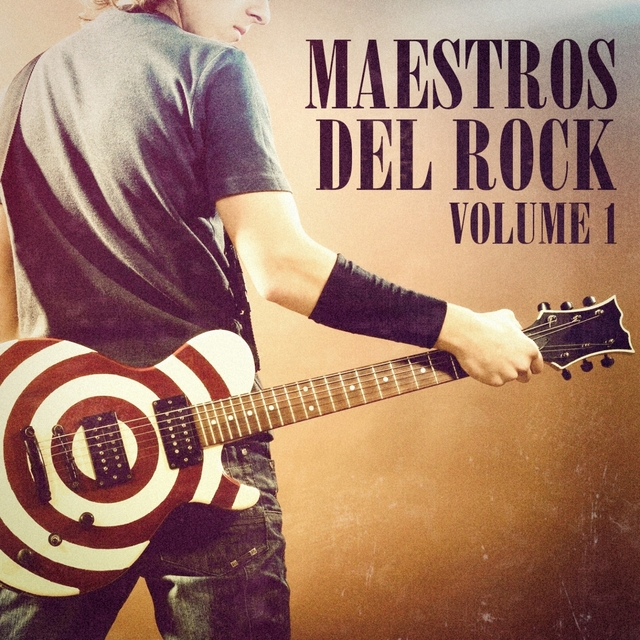 Maestros del Rock, Vol. 1