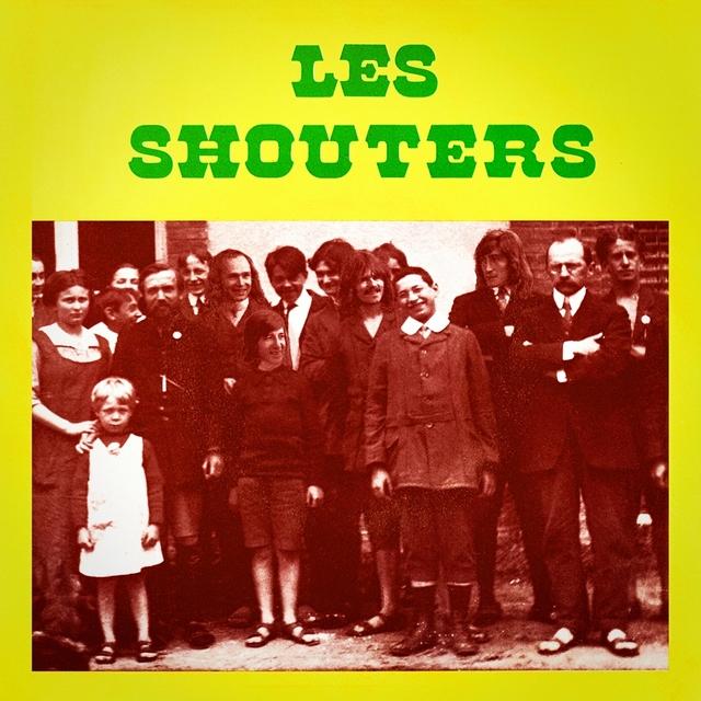 Les premiers enregistrements des Shouters