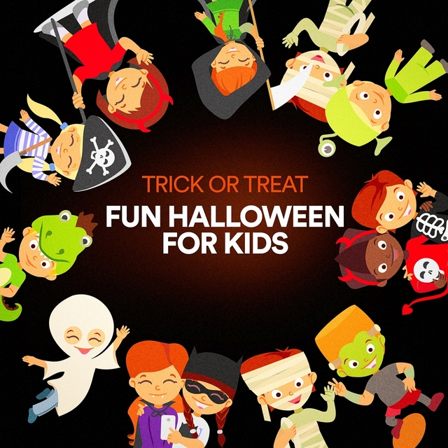 Trick or Treat Fun Halloween for Kids