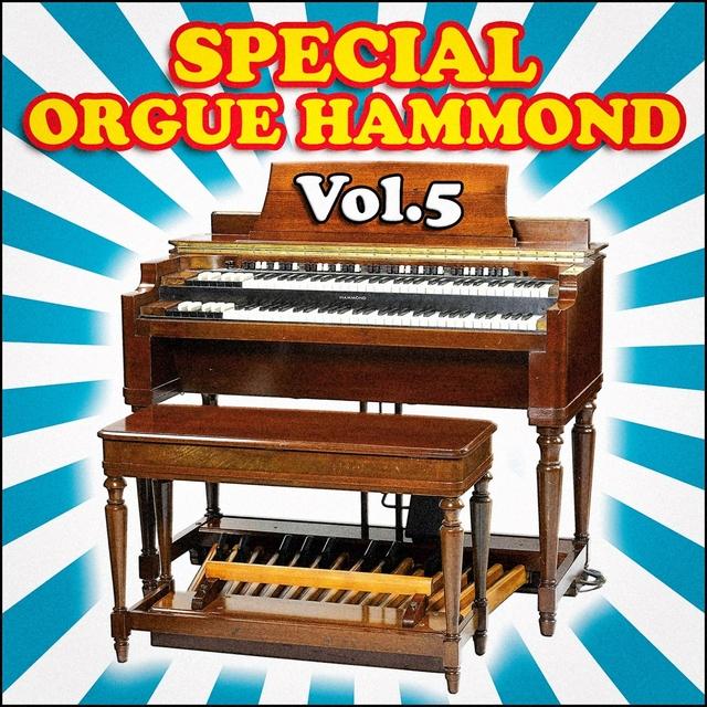 Orgue Hammond, Vol. 5