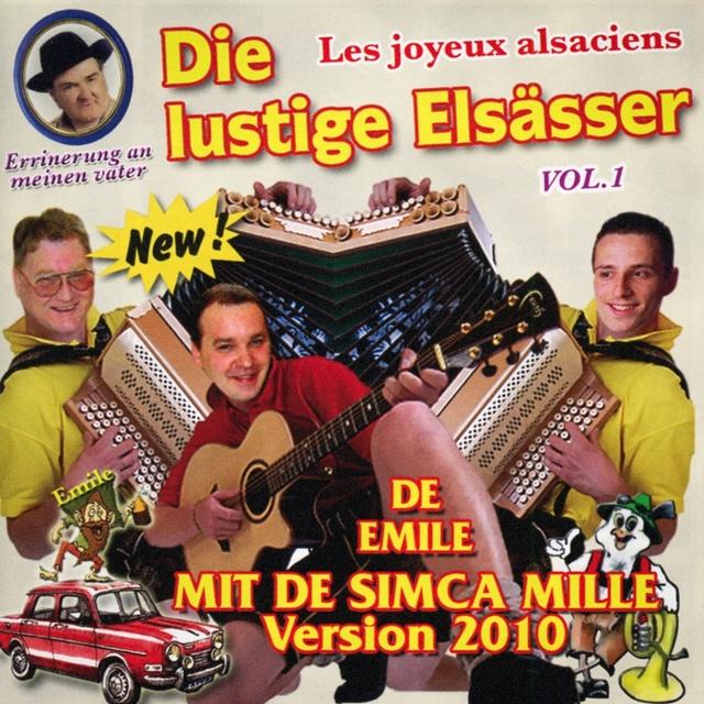 Les joyeux alsaciens (Die lustige elsässer), Vol. 1