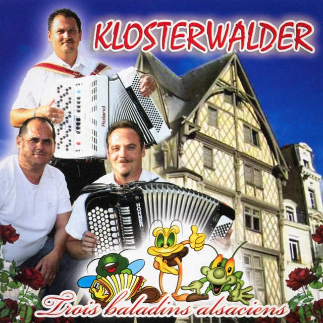Trois baladins alsaciens