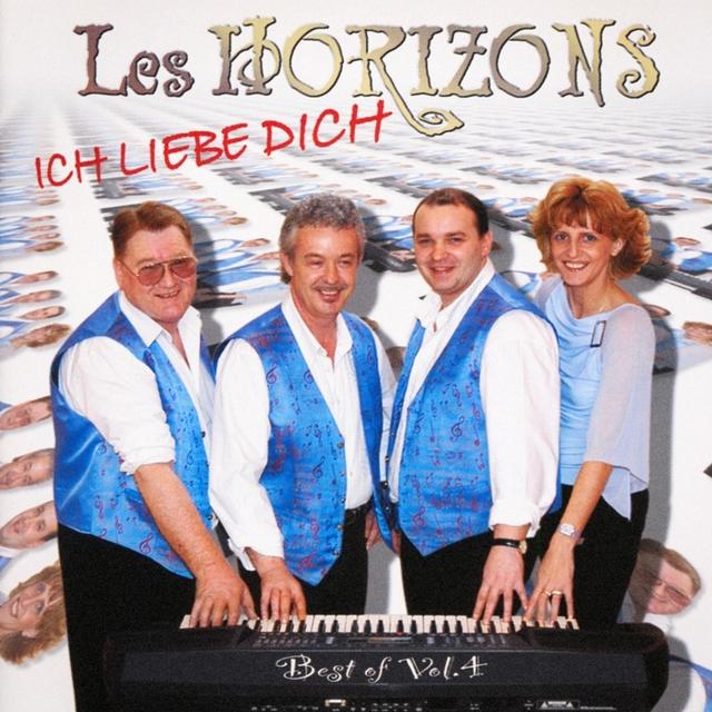 Best of Les Horizons, Vol. 4 : Ich liebe Dich