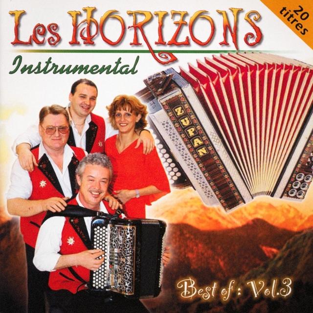 Best of Les Horizons, Vol. 3 : Instrumental