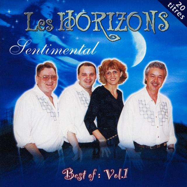 Best of Les Horizons, Vol. 1 : Sentimental