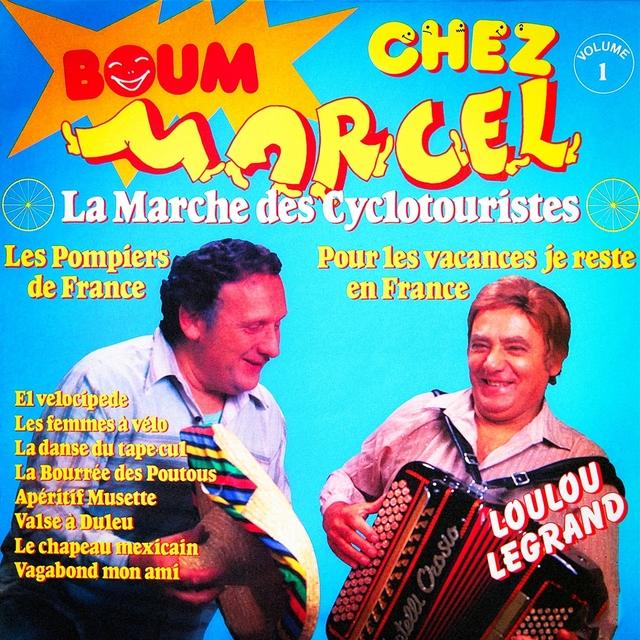 Boum chez Marcel, Vol. 1 : La marche des cyclotouristes
