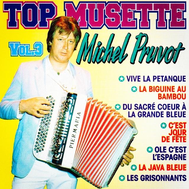 Couverture de Top musette, Vol. 3