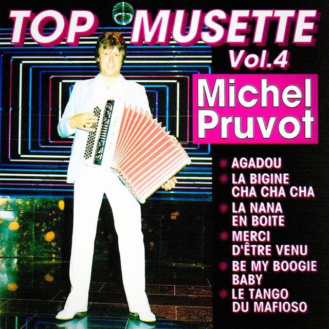 Couverture de Top musette, Vol. 4