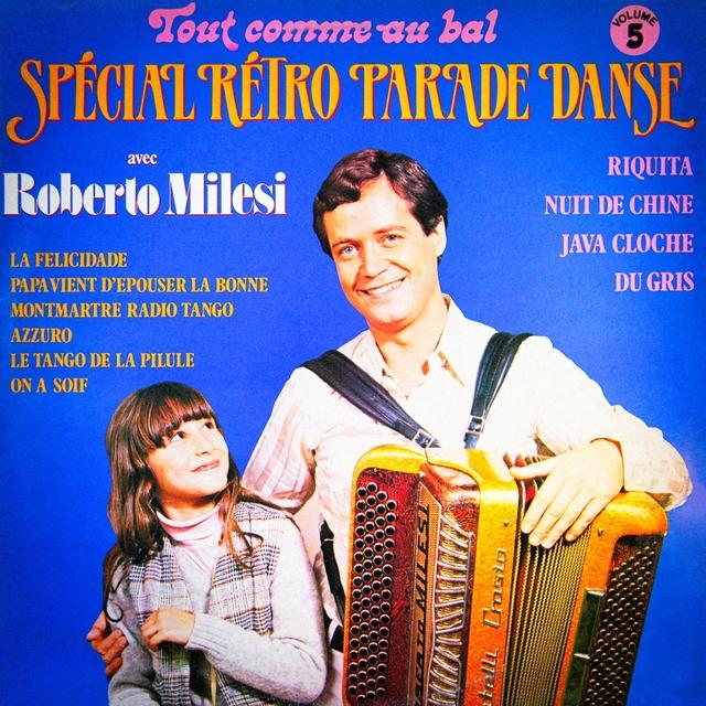 Tout comme au bal, Vol. 5 : Spécial rétro parade danse