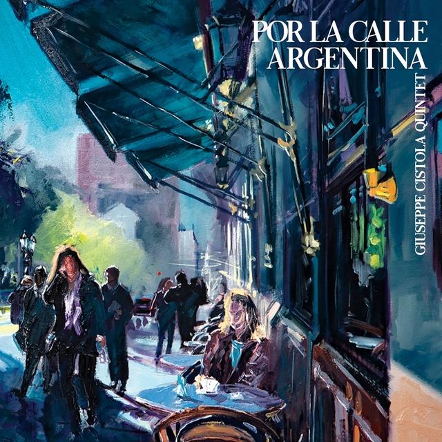 Couverture de Por La Calle Argentina