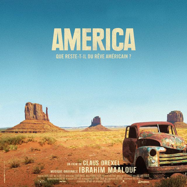 Couverture de America (Original Motion Picture Soundtrack)