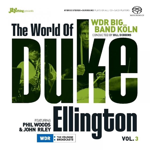 The World Of Duke Ellington Part 3 Feat. Phil Wood
