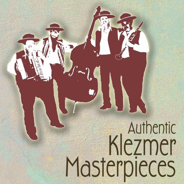 Couverture de Authentic Klezmer Masterpieces