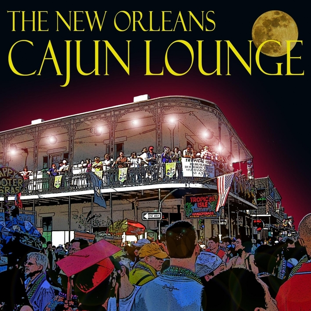 Couverture de The New Orleans Cajun Lounge