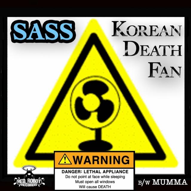 Korean Death Fan
