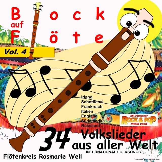 Bock auf Flöte, Vol. 4