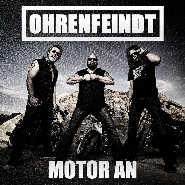 Motor an