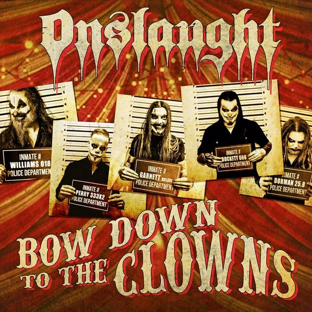 Couverture de Bow Down To the Clowns