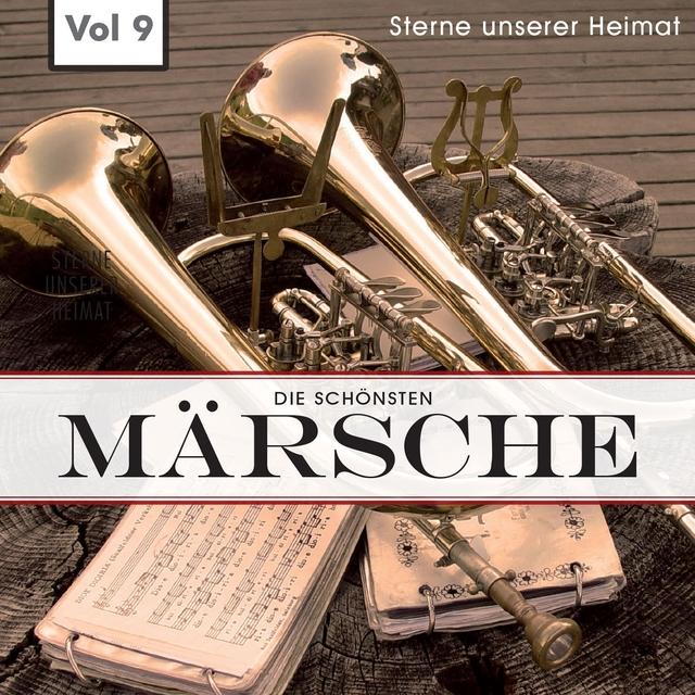Die schönsten Märsche, Vol. 9
