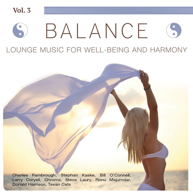 Couverture de Balance (Lounge Music for Well-Being and Harmony), Vol. 3