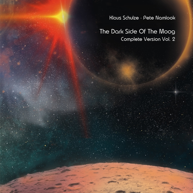 Couverture de The Dark Side of the Moog (Complete Version, Vol. 2)