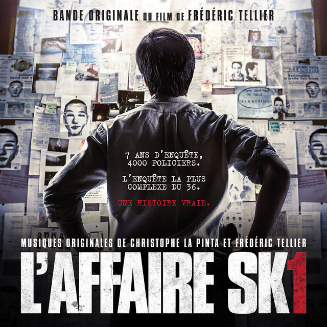 L'Affaire SK1 (Original Motion Picture Soundtrack)