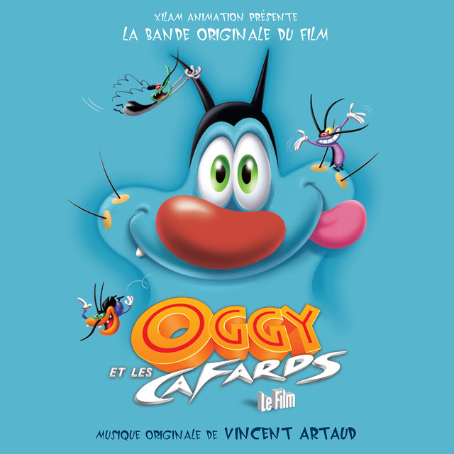 Oggy et les cafards (Original Motion Picture Soundtrack)
