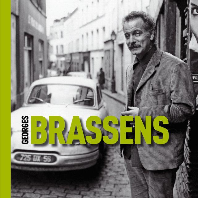 Couverture de 40 titres indispensables de Georges Brassens