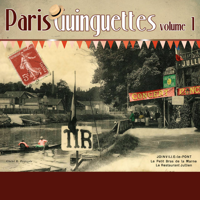 Paris guinguettes, Vol. 1