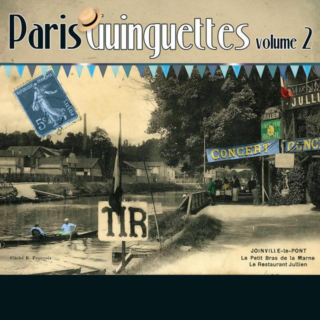 Couverture de Paris guinguettes, Vol. 2