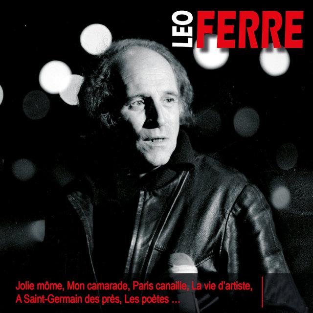 Couverture de Les indispensables de Léo Ferré