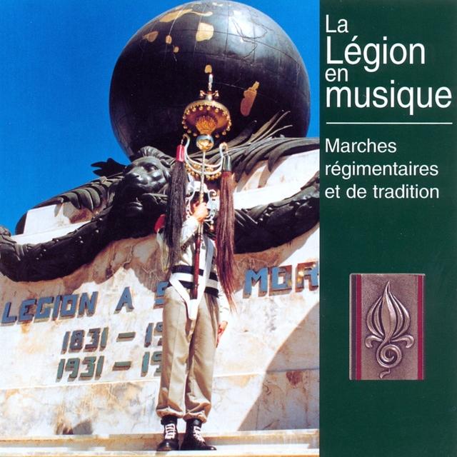 Couverture de Anthologie n°6 : marches régimentaires et de tradition