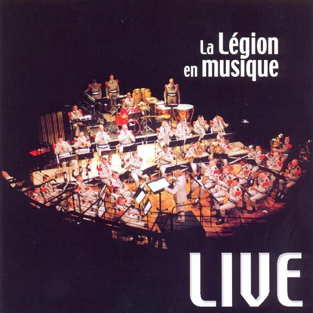 Anthologie n°5 : la légion en musique live