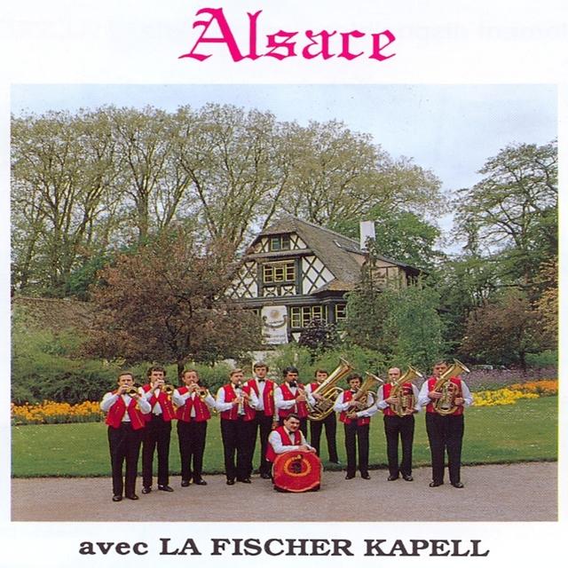 Couverture de Alsace avec la Fischer kapell