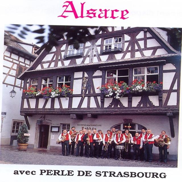 Couverture de Alsace
