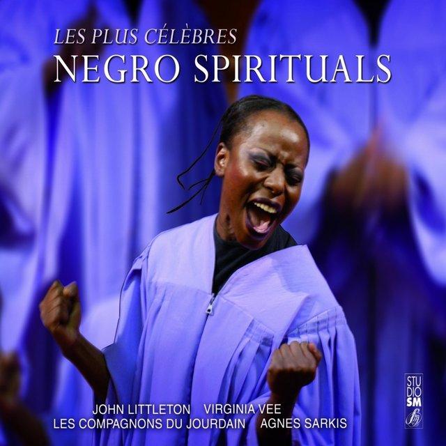 Couverture de Les plus célèbres Negro Spirituals