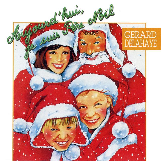 Aujourd'hui, je suis Père Noël