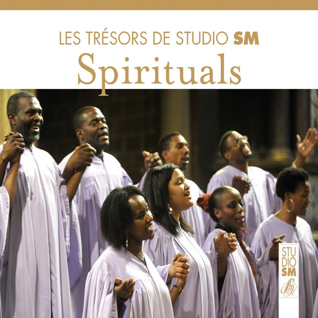 Couverture de Les trésors de Studio SM - Spirituals