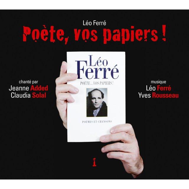 Poète, vos papiers !