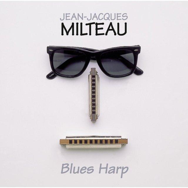 Couverture de Blues Harp