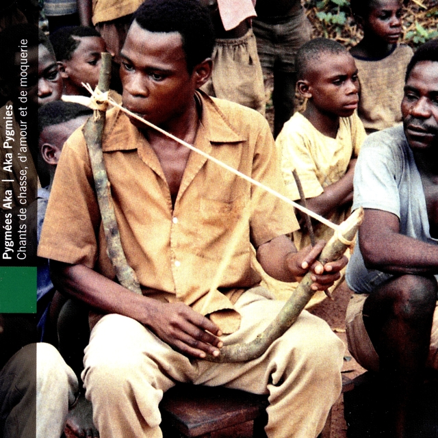 Centrafrique: pygmées Aka
