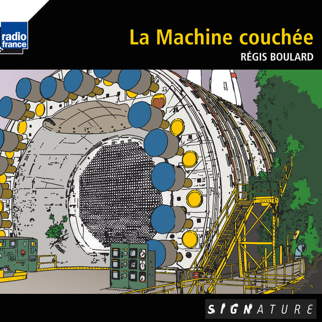 Couverture de La machine couchée