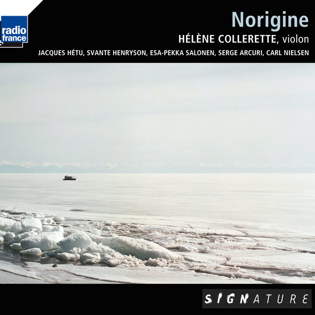 Couverture de Norigine