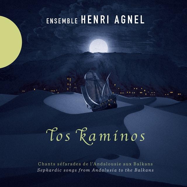 Couverture de Los Kaminos