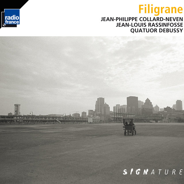 Couverture de Filigrane