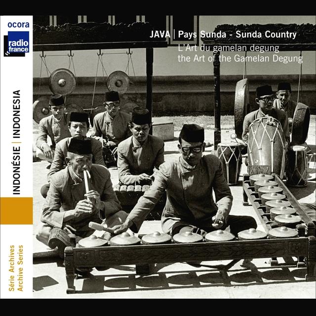 Indonésie: Java (Pays Sunda) [L'art du gamelan degung]